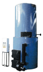 Solid Fuel Fired Thermic Fluid Boiler