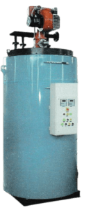 Thermic Fluid vertical Boiler